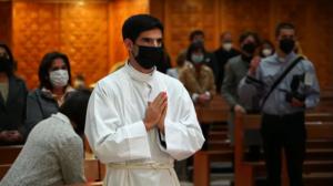 Ordenación Diaconal ex alumno